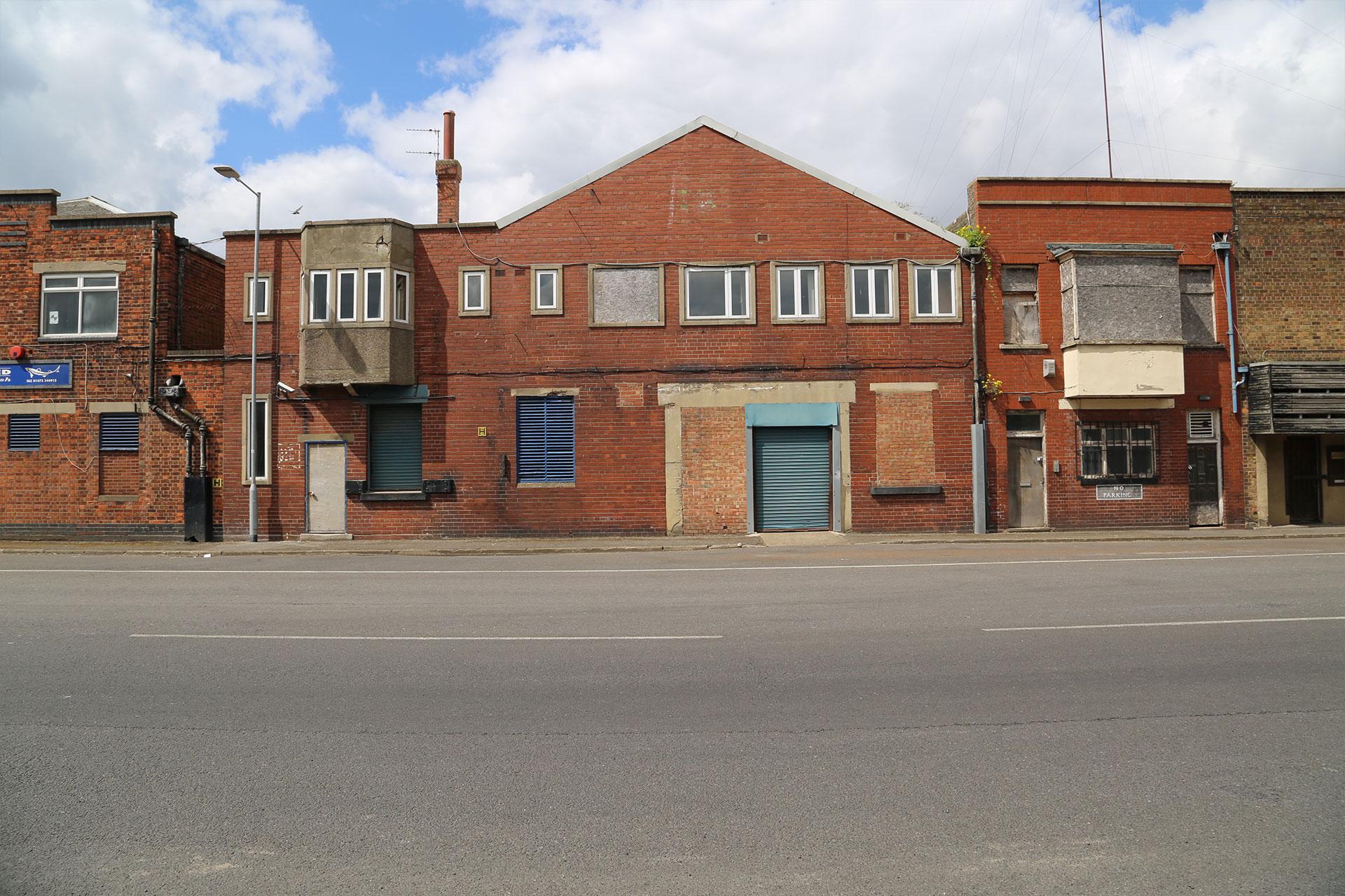 Kasbah building exterior