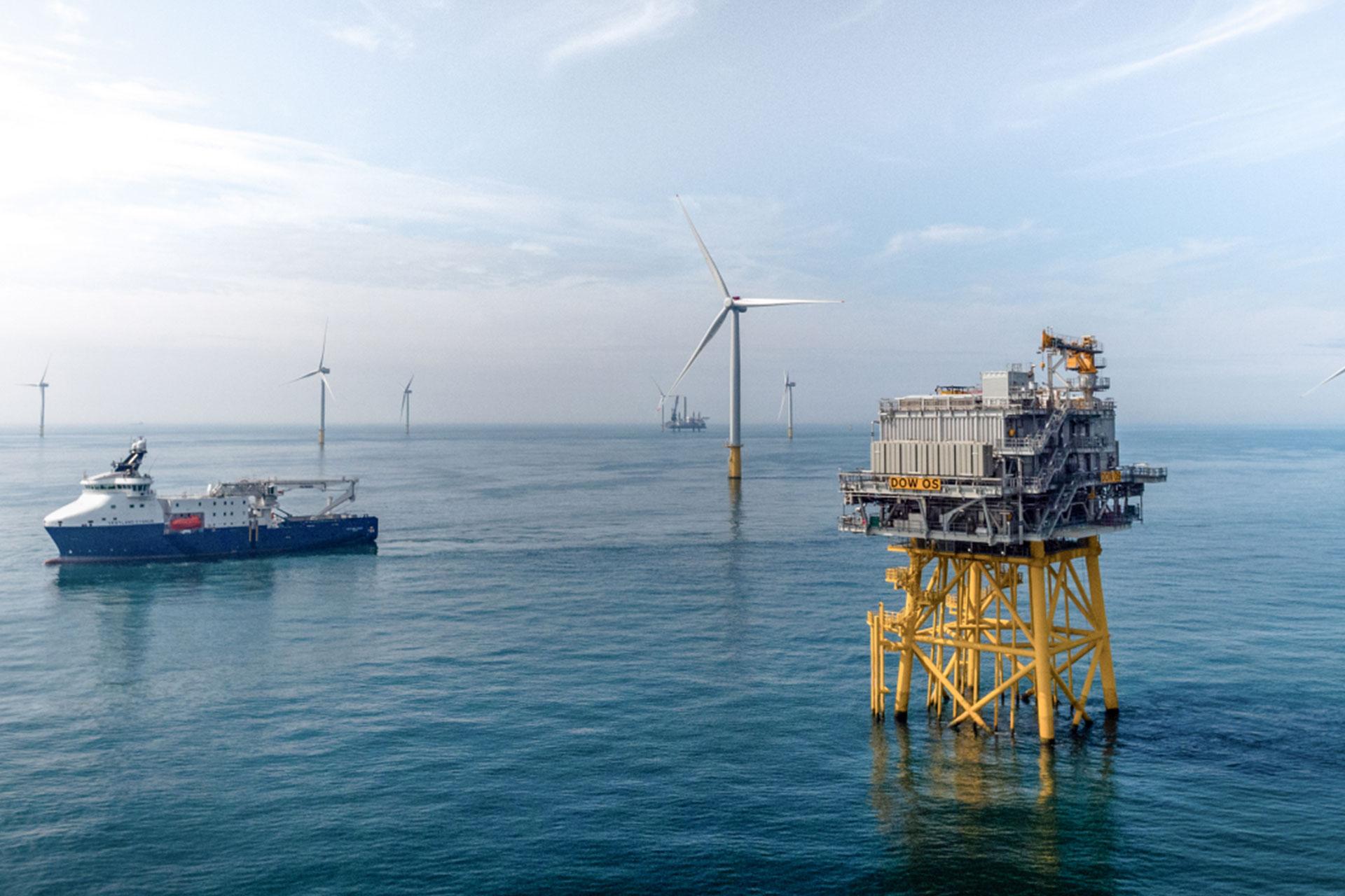 Renewable energy windfarms