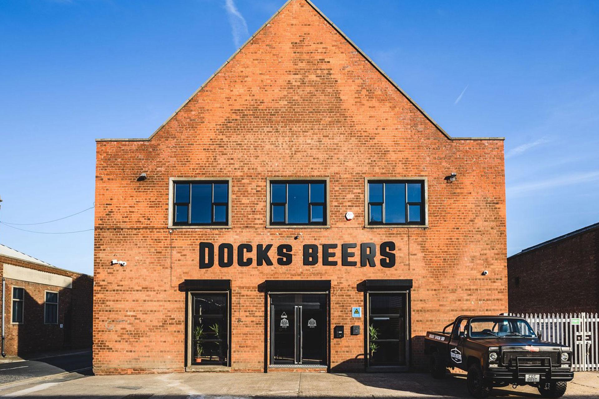 Docks Beers exterior